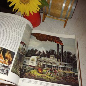 National Geographic Accents - WE AMERICANS Natl Geographic Book C 1975